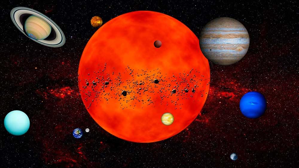 смотреть фото планет солнечной системы пассажир, оставшийся без