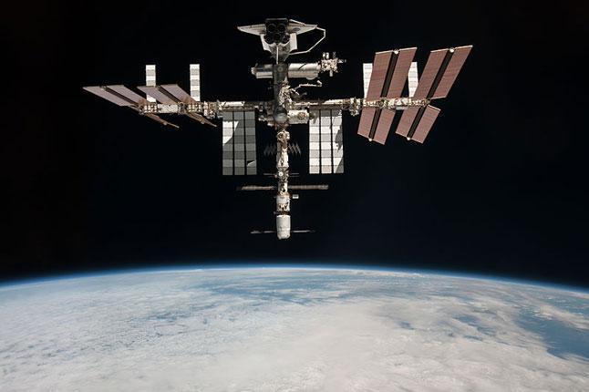 Международная космическая станция, МКС, Земля, планета, космос, фото, НАСА, NASA