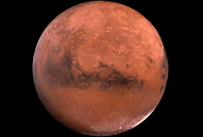 Марс, планета, фото