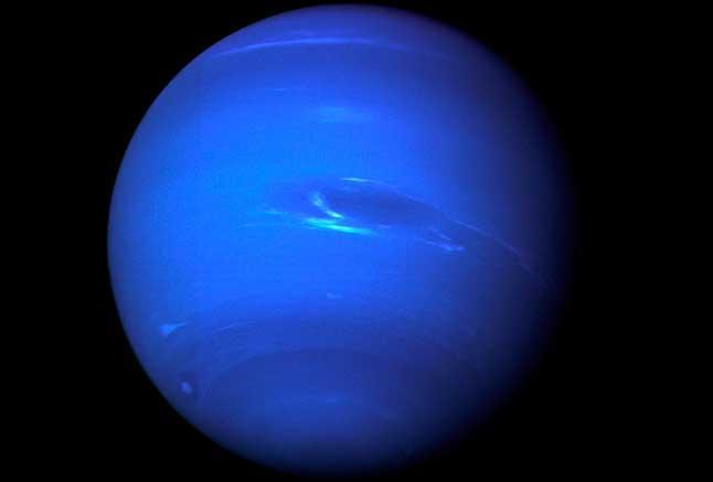 Нептун, планета, фото