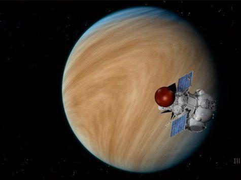 Венера, планета, космос, спутник, космический корабль, НАСА, NASA