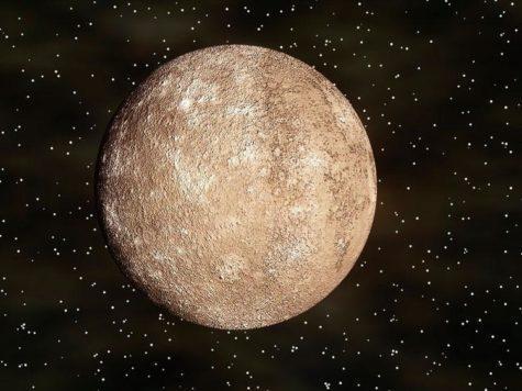 Меркурий, планета, космос, звезды, Солнечная система, Солнце, иллюстрация, фото