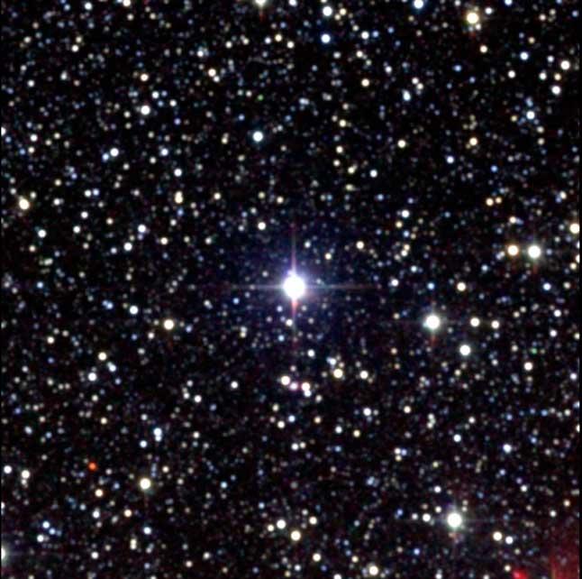 Проксима Центавра, звезды, космос, вселенная
