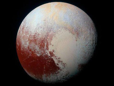 Плутон, фото, карликовая планета, космос, Солнечная система