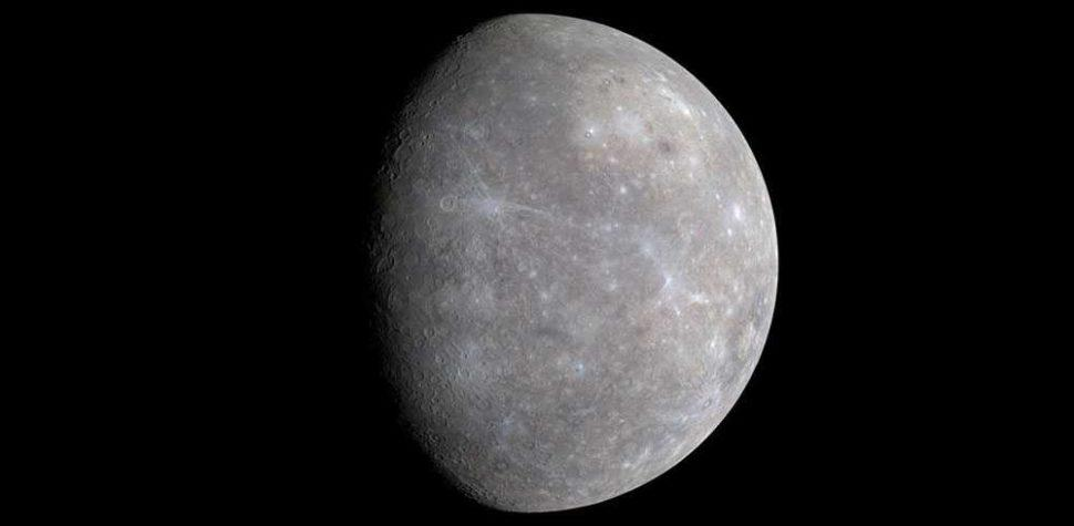 Меркурий, планета, фото, изображение, Меркурий, Мессенджер, НАСА, NASA