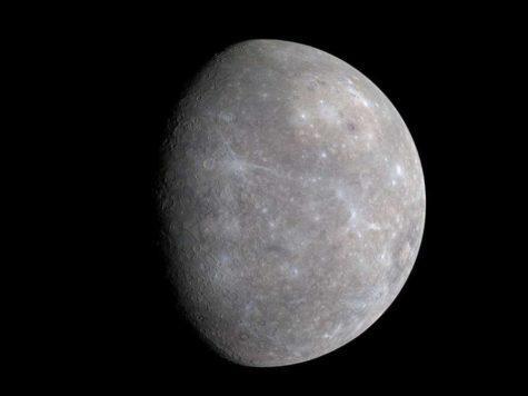 Меркурий, планета, фото, дневная сторона, MESSENGER, НАСА, NASA