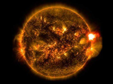 Солнце, звезда, солнечная вспышка, x класс, фото, энергия, мощность, НАСА, NASA