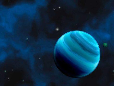 экзопланеты, космос, вселенная, рисунок, иллюстрация, картинка