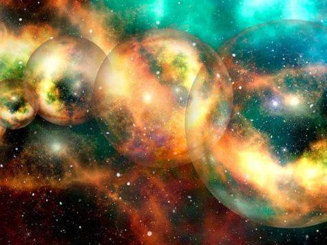 параллельная вселенная, альтернативная вселенная, Мультивселенная, Метавселенная, параллельные миры, другие миры, другие вселенные, иллюстрация, изображение, картинка