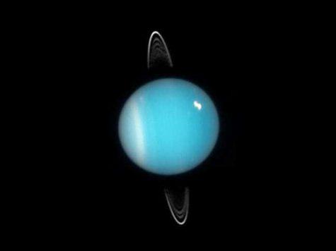 Уран, фото, седьмая планета, кольца, облака, Солнечная система, космос, НАСА, NASA