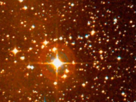 VY Большого Пса, VY Canis Majoris, VY CMa, красный гипергигант, крупнейшая звезда, Вселенная, фото