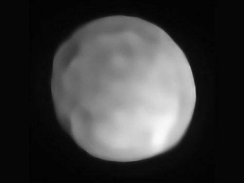 Астероид,10 Гигея, пояс астероидов, фото, снимок, телескоп