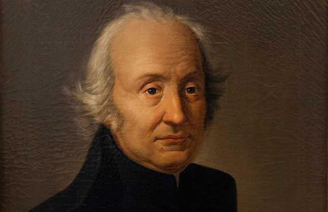 Джузеппе Пиацци, портрет, астроном, математик, священник
