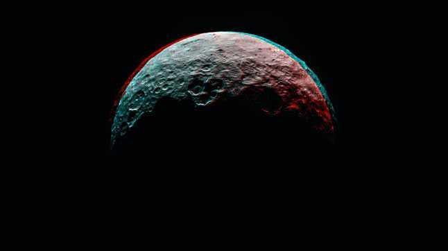 Карликовая планета, Церера, иллюстрация