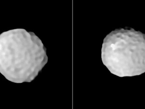 Астероид, 2 Паллада, полушария, пояс астероидов, фото, снимок, телескоп