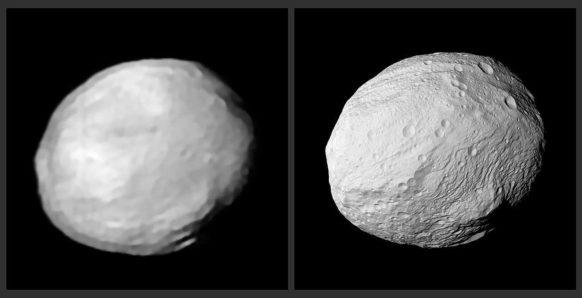 Астероид, 4 Веста, пояс астероидов, фото, снимок, телескоп